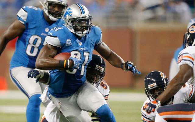 Calvin Johnson set to play limited role for Detroit Lions in week six