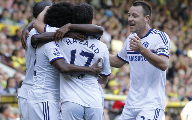 Chelsea's 10 best players in the Premier League this season with veterans Terry and Lampard included