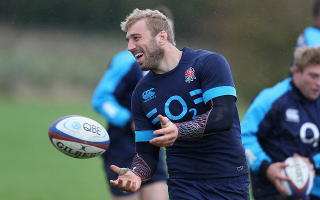 Chris Robshaw tipped to fire as England captain again