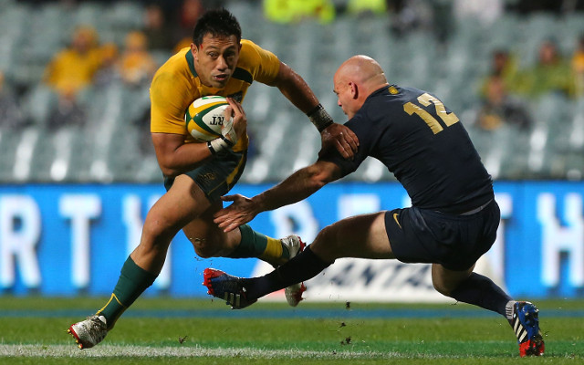 Private: Rugby Championship: Australia v Argentina – match preview, live streaming