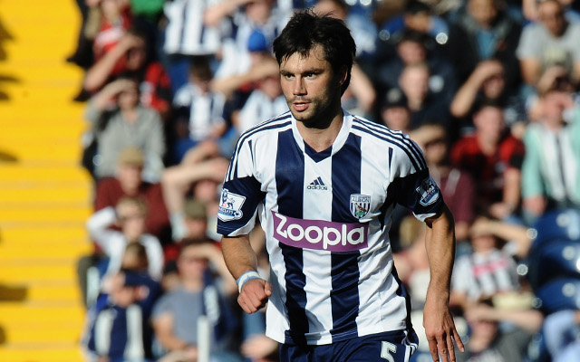 Claudio Yacob West Brom