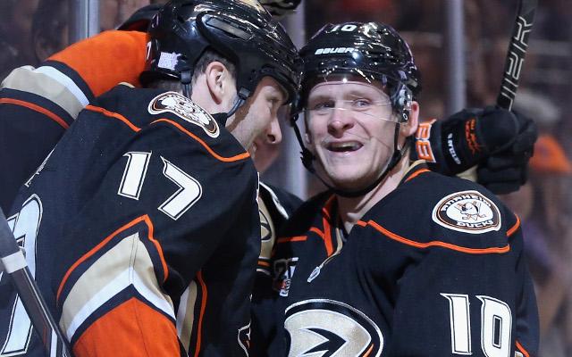 (Video) Full NHL highlights: Ottawa Senators v Anaheim Ducks