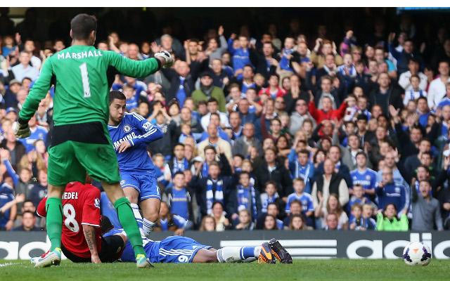 David Marshall Cardiff Eden Hazard Chelsea