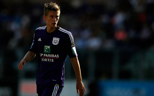 Man City lead Arsenal & Man United in race to sign £10m Belgian wonderkid