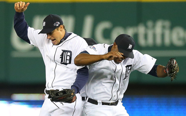 Detroit Tigers draw level with Boston Red Sox in ALCS
