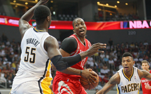 Dwight Howard booed by fans during game in the Philippines