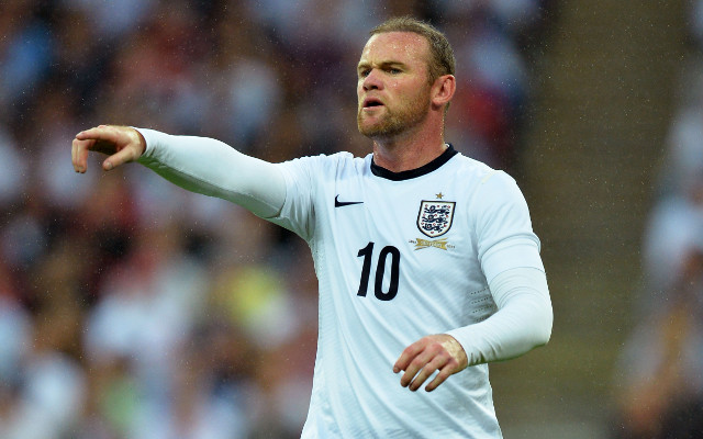 Man Utd star Wayne Rooney excited to play alongside Liverpool man for England