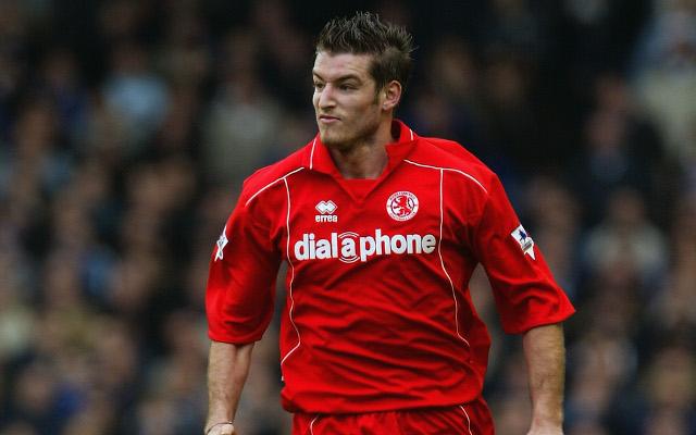Franck Queudrue Middlesbrough