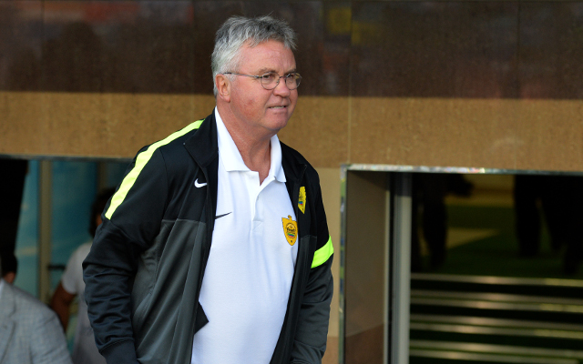 Football Australia in talks to bring Guus Hiddink back as manager