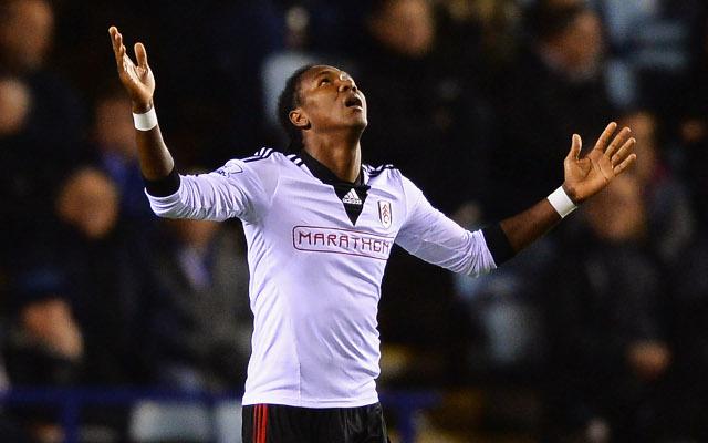 Hugo Rodallega Fulham