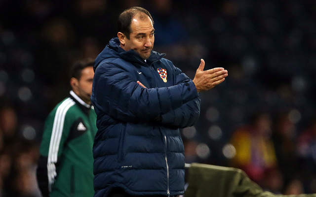 Croatia sack coach Igor Stimac after 2-0 defeat in Scotland