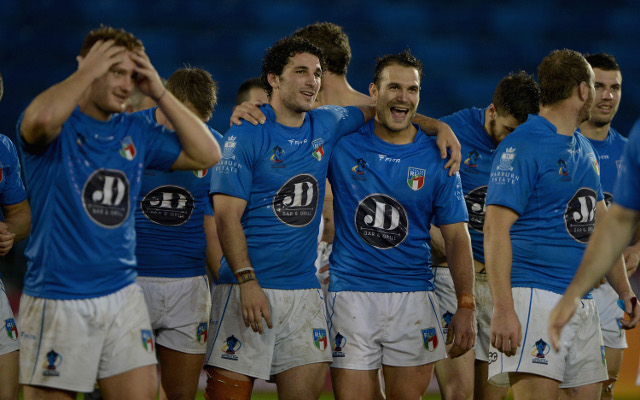 Italy v Wales: Rugby League World Cup preview, live streaming