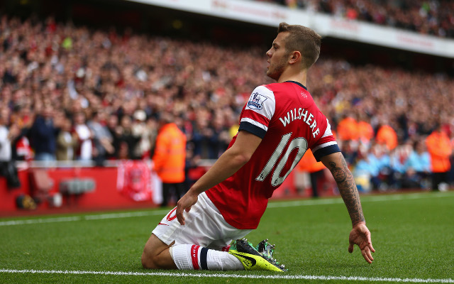 Arsenal fans laud Wilshere's performance v Aston Villa on Twitter: Reaction & analysis