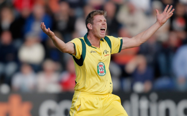 Australia v India: James Faulkner expects sledging barrage during Cricket World Cup clash