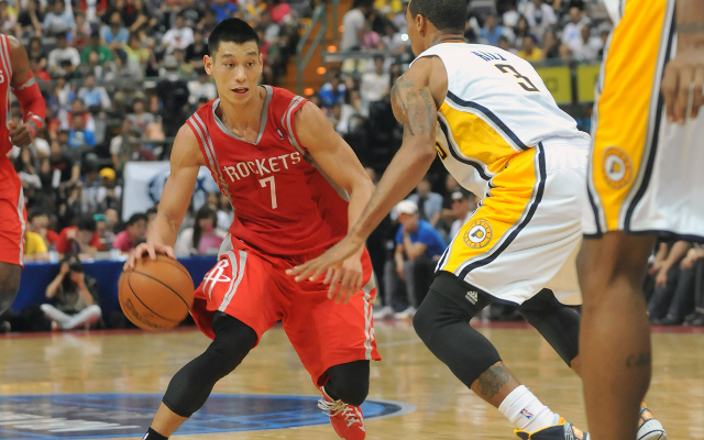Jeremy Lin helps Houston Rockets to win in Taipei