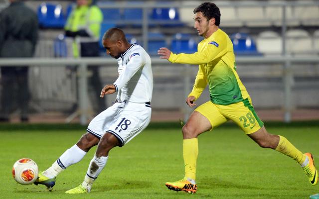 Anzhi 0-2 Tottenham: Europa League match report