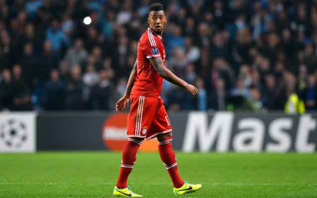 Jerome Boateng Bayern Munich