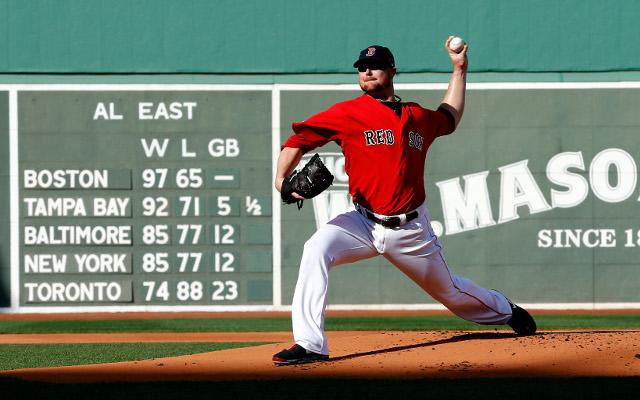 Detroit Tigers v Boston Red Sox: MLB playoffs, live streaming