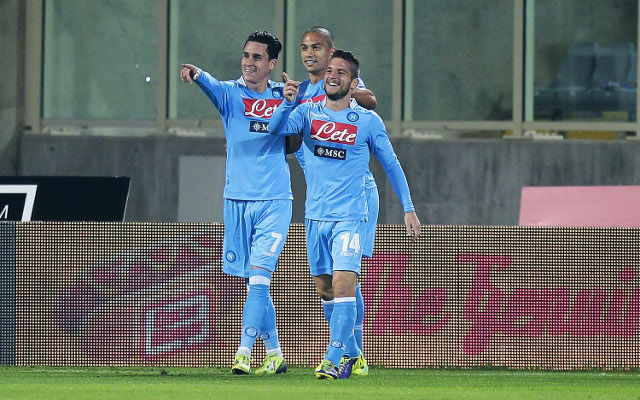 Paper Talk: A 'beautiful' Napoli conquer Florence