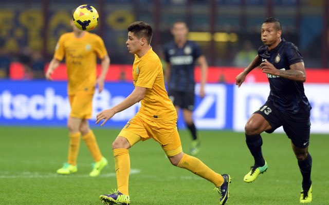 Roma set sights on Hellas Verona starlet