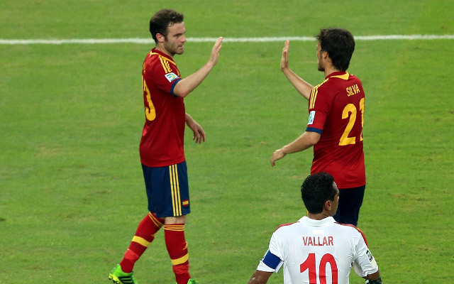 The best Spanish stars in the Premier League with Arsenal and Chelsea aces making the top 10