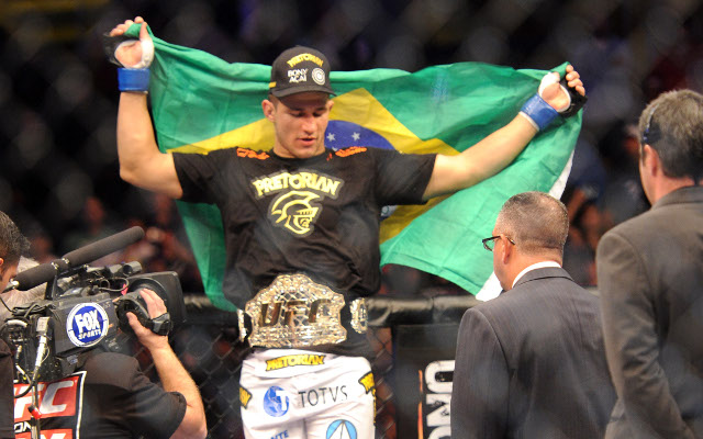 (Video) Junior dos Santos declares he will be UFC champion again