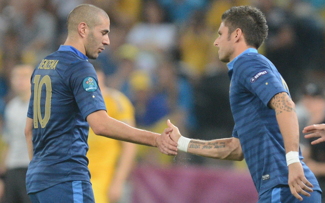 France v Ukraine: World Cup playoff live stream and preview