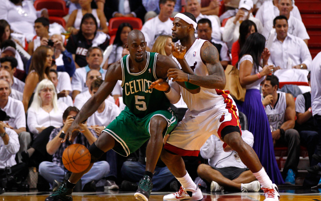 Brooklyn Nets star Kevin Garnett hits back at LeBron James
