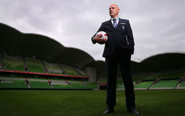 Kevin Muscat named as the new Melbourne Victory coach