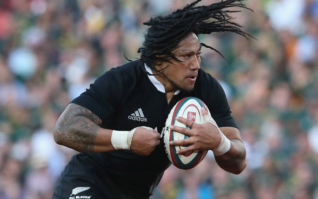 Ma'a Nonu try video and match report: New Zealand secure 47-9 win over Tonga