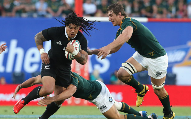 Ma'a Nonu set to sign with the Auckland Blues