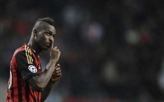 Liverpool and Arsenal hope domino effect of transfers will lead Balotelli back to England