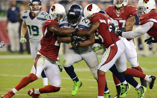 (Video) MarShawn Lynch shows why he is one of the best in the NFL