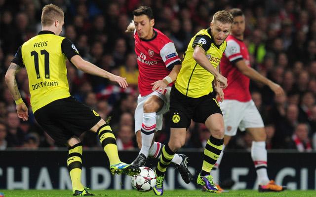 Mesut Ozil Arsenal