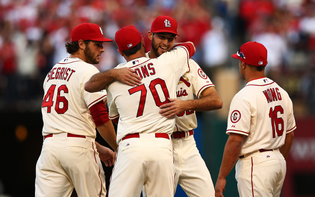 Michael Wacha stars for St Louis in NLCS opener