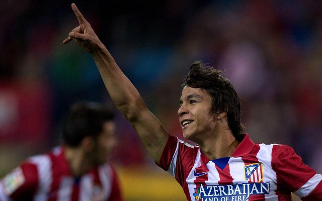 Oliver Torres Atletico Madrid