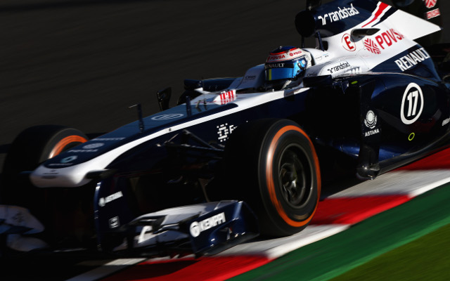 Williams fined for putting safety of other drivers at risk