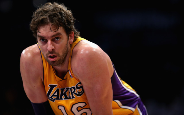 NBA free agency news & rumors: Pau Gasol turns down Lakers' offer
