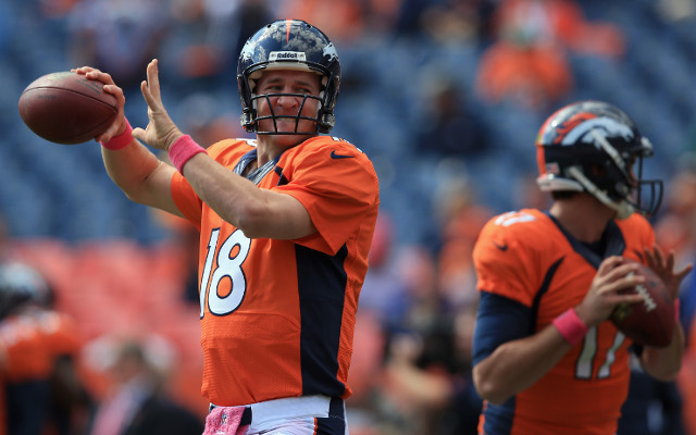 Denver Broncos break scoring and points records in win over Oakland Raiders