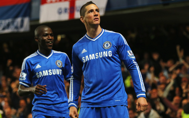 (Image) Fernando Torres thanks Chelsea fans for 'magical' support