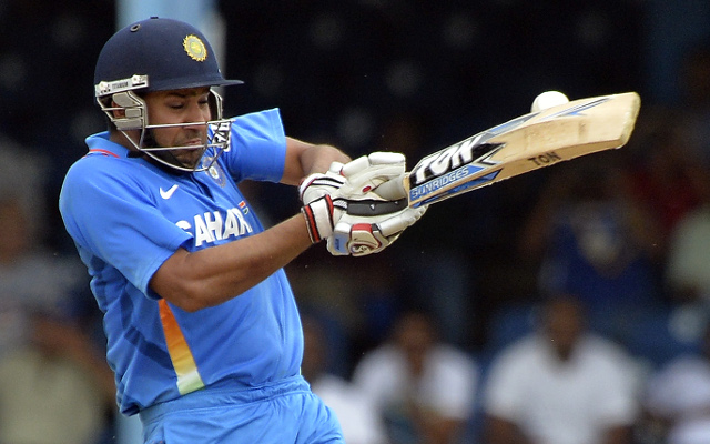 (Video) Rohit Sharma blasts 209 off 158 balls against Australia