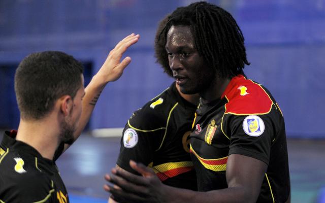 (Video) Chelsea loanee Romelu Lukaku scores excellent solo goal for Belgium