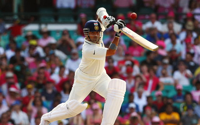 (Video) Sachin Tendulkar's retirement speech after last Test match