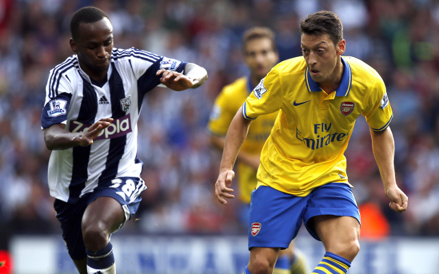 (Video) West Brom 1-1 Arsenal: Premier League match report and highlights