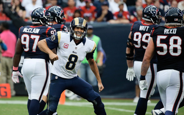 (Video) Full NFL highlights Houston Texans v St Louis Rams