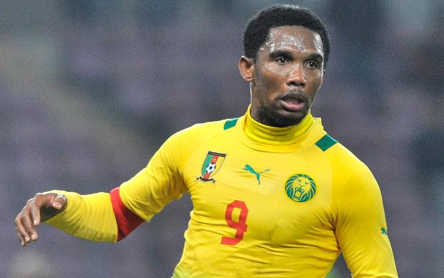 Samuel Eto'o Cameroon