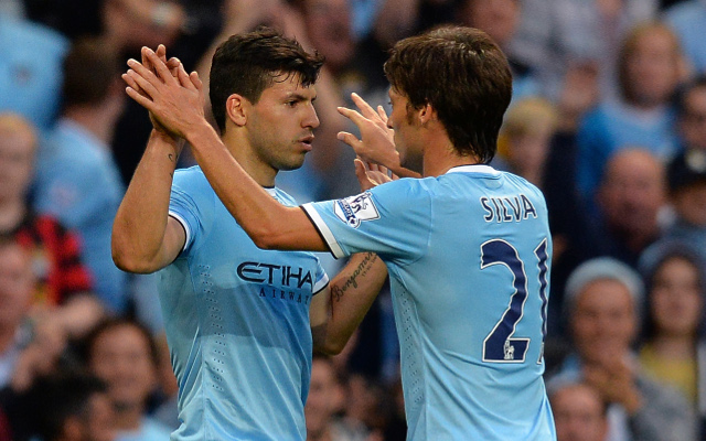 West Ham United 1-3 Manchester City: Premier League match report