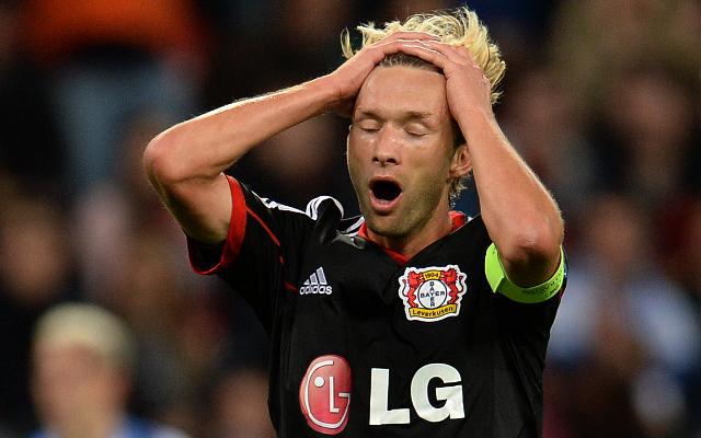 Simon Rolfes Bayer Leverkusen