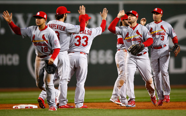 St Louis Cardinals rally to level World Series against Boston