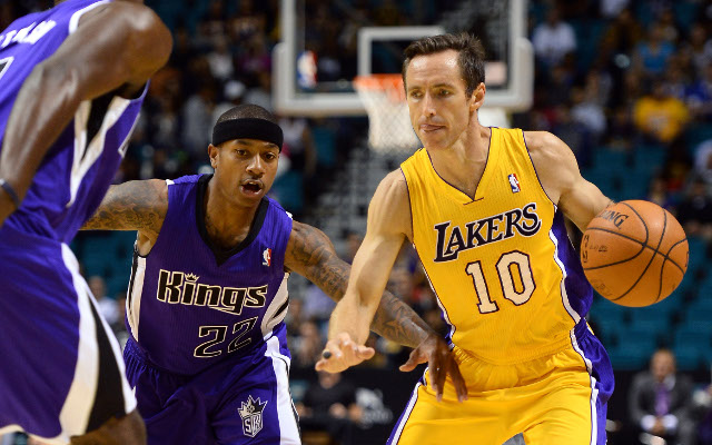 NBA rumors: Cleveland Cavaliers would have signed Steve Nash if he agreed Lakers buyout